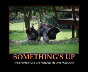 PS - funny link here! Happy Thanksgiving