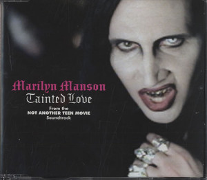 Marilyn Manson Tainted Love UK 5