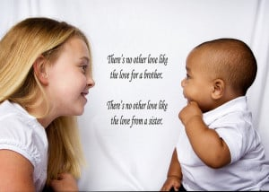 funny quotes about sisters and brothers