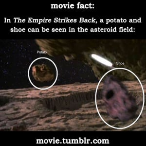 The Empire Strikes Back (1980) follow movie for more movie facts ...