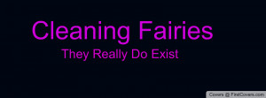 cleaning Fairies Profile Facebook Covers