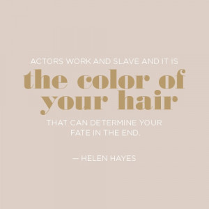Hair Salon Quote Tumblr Tagged...