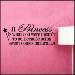 ... Is What Your Mean't To Be, Because Being Sweet Comes Naturally