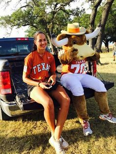 CAT OSTERMAN and HOOK'M jus tailgate'n More