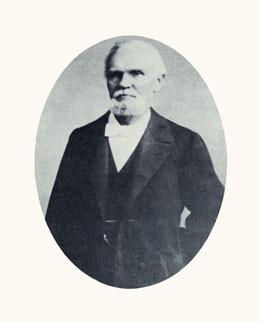 Mormon Educator Karl G. Maeser