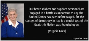 Quotes About Brave Soldiers