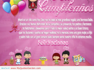 Free Birthday Thank You...
