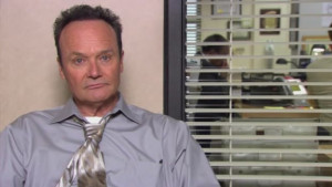 Creed-Office shirker supreme