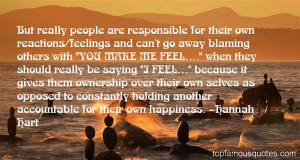 Top Quotes About Blaming Others