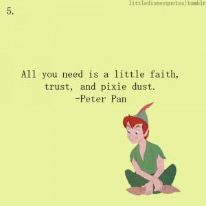 tags: # peter pan # disney movies # littledisneyquotes # disney