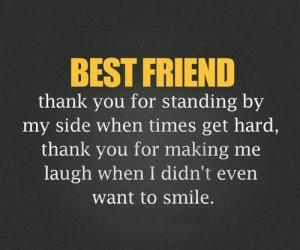 best, best friend, boy, girl, love, quote, thank you