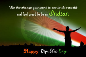 This day is very important for Indian's because on this day the ...