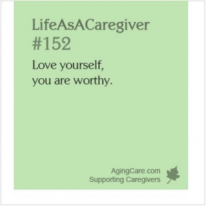 Caregivers Quotes Appreciation | ... gentle reminder for those of you ...