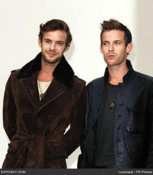 Harry And Luke Treadaway