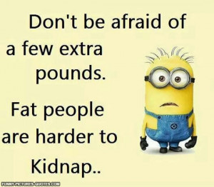 Funny fat people sayings