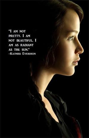 Katniss Everdeen Katniss Everdeen Quote