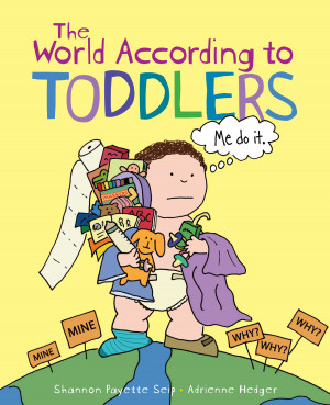 Hilarious must-read for parents of toddlers