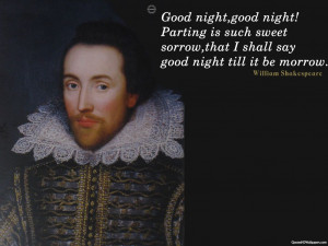 shakespeare famous quotes Good Night Quotes Shakespeare My Quotes Life ...