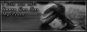 Cry Facebook Covers |Tears cover photo | Cry Timeline Cover | Tears ...