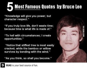 They call him Bruce