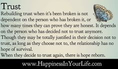 pictures and sayings about trust in a relationship | Quotes About ...