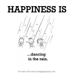 ... rain cute danicing in the rain rain drops falling on head cover