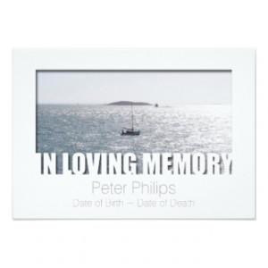 ... Loving Memory Template 4 Celebration of Life 3.5