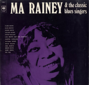 Ma Rainey, Ma Rainey & The Classic Blues Singers, UK, Deleted, vinyl ...