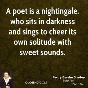 Percy Bysshe Shelley Top Quotes