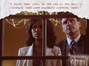 iluvolitz:Fitz QuoteFitz Grant: I think that love, at the end of the ...