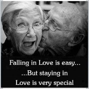 , couple, cute, forever, happy, love, lovely, old, quote, quotes ...