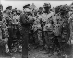 Dwight D. Eisenhower believed that a sense of humor was part of the ...