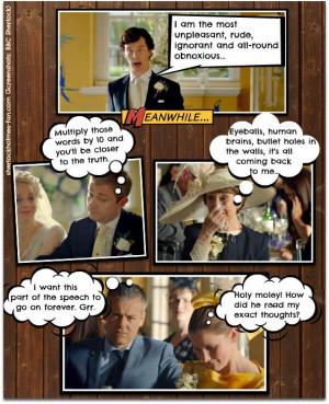 Sherlock Quotes: 30 Unforgettable Gems From BBC's Sherlock!