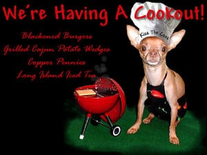 Chihuahua,recipes,cookout,burgers,grilled,Virginia,long island iced ...