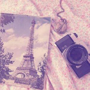 paris, love, pretty, quotes, quote - inspiring picture on Favim.com