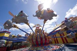 The Magic Kingdom ride, Dumbo The Flying Elephant, is number 2 on Joel ...