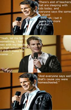 ahh toshy you never let me down laugh funni daniel tosh