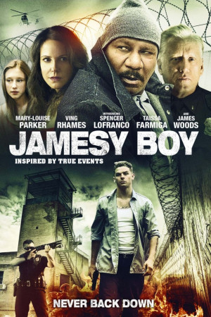Jamesy Boy 2014 Movie Poster
