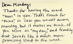 Monday #instagram #monday