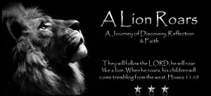 pages a lion roars poems reflections the lion s den project in his ...