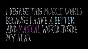 Harry potter inspirational quotes and sayings world