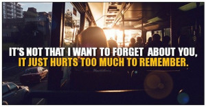 Quotes Forget You