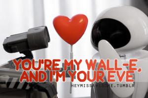 wall e quotes