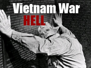 Vietnam War Hell and the Wells Fargo Bank Teller