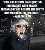 More of quotes gallery for Nam June Paik's quotes