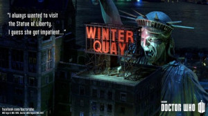 Doctor Who Series 7 'The Angels Take Manhattan''s funniest quote...