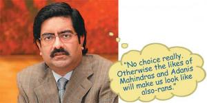 AV Birla Group Chairman Kumar Mangalam Birla targets a group turnover ...