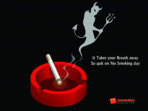 Smoking Quotes HD Wallpaper 2