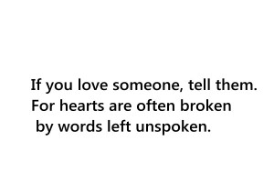 Quotes About Telling Someone You Like Them