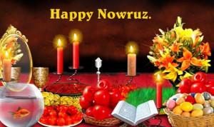 Monday, March 18 is Nowruz 2013!